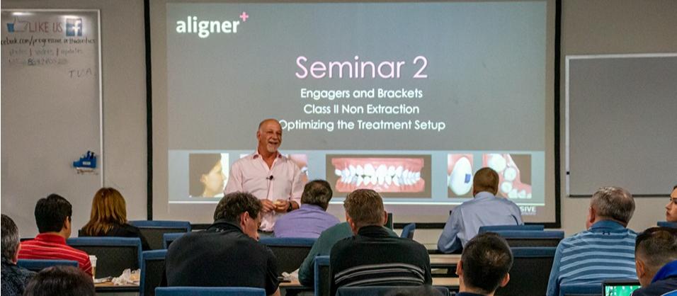 Aligner+ Lecture Seminar 2 Dr. Dana