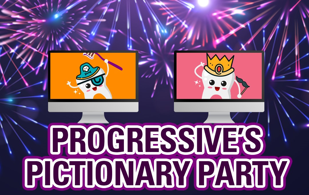 Progressive Pictionary Party